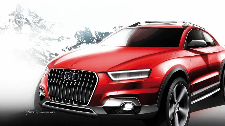 Next-generation Audi Q3 coming in 2018