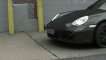 Porsche Cayman Shooting Brake 3D rendering
