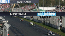 Ecclestone pushing for Melbourne night race