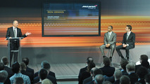 McLaren MP4-12C Press Launch [Video]
