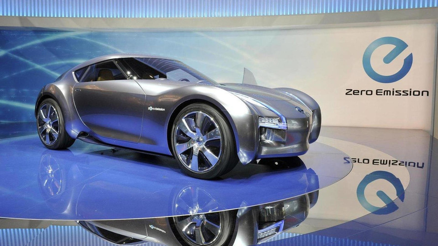 Nissan considers 4th EV for US market