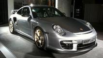 Porsche 911 GT2 RS up close