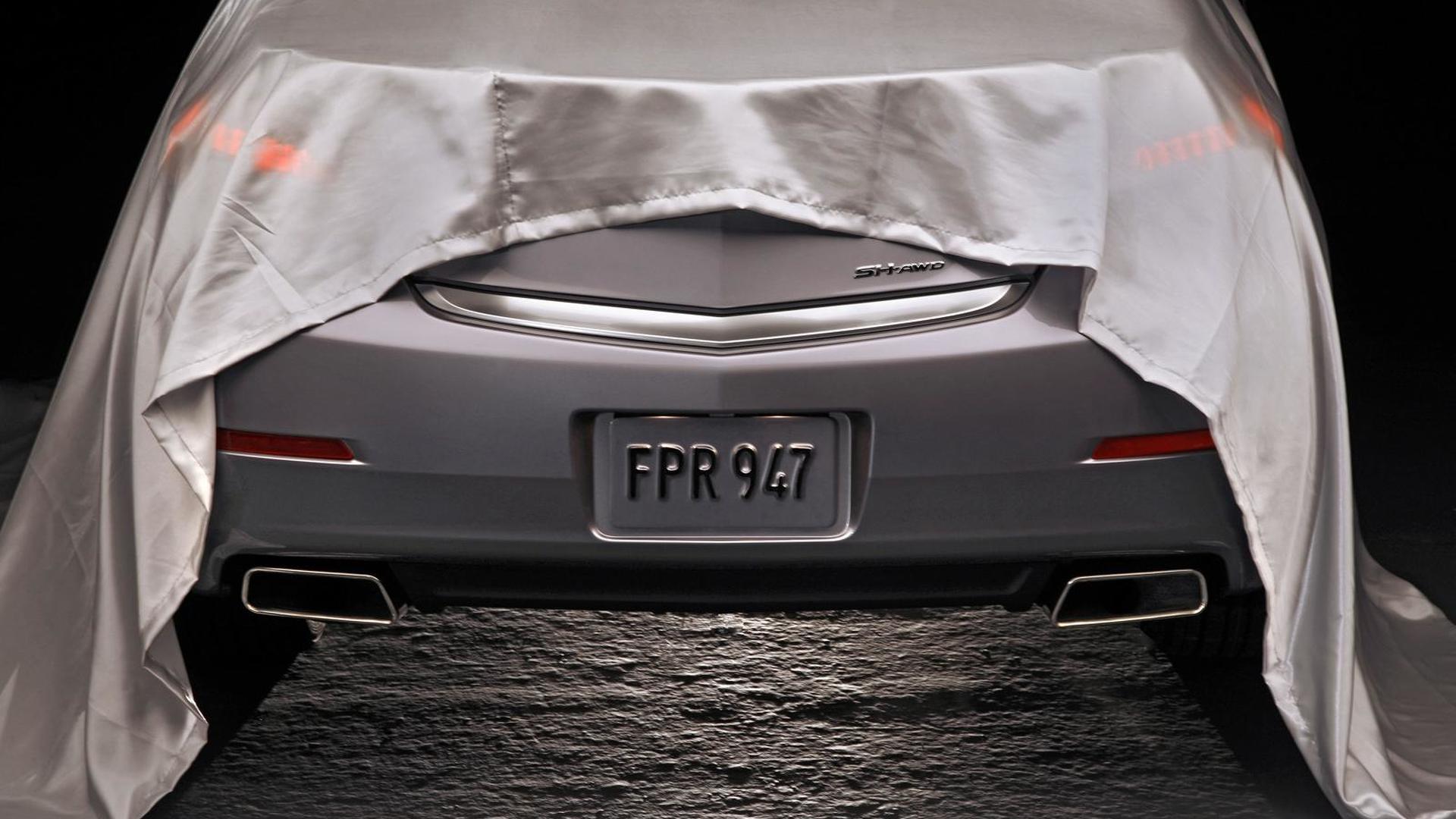 2012 Acura TL teased