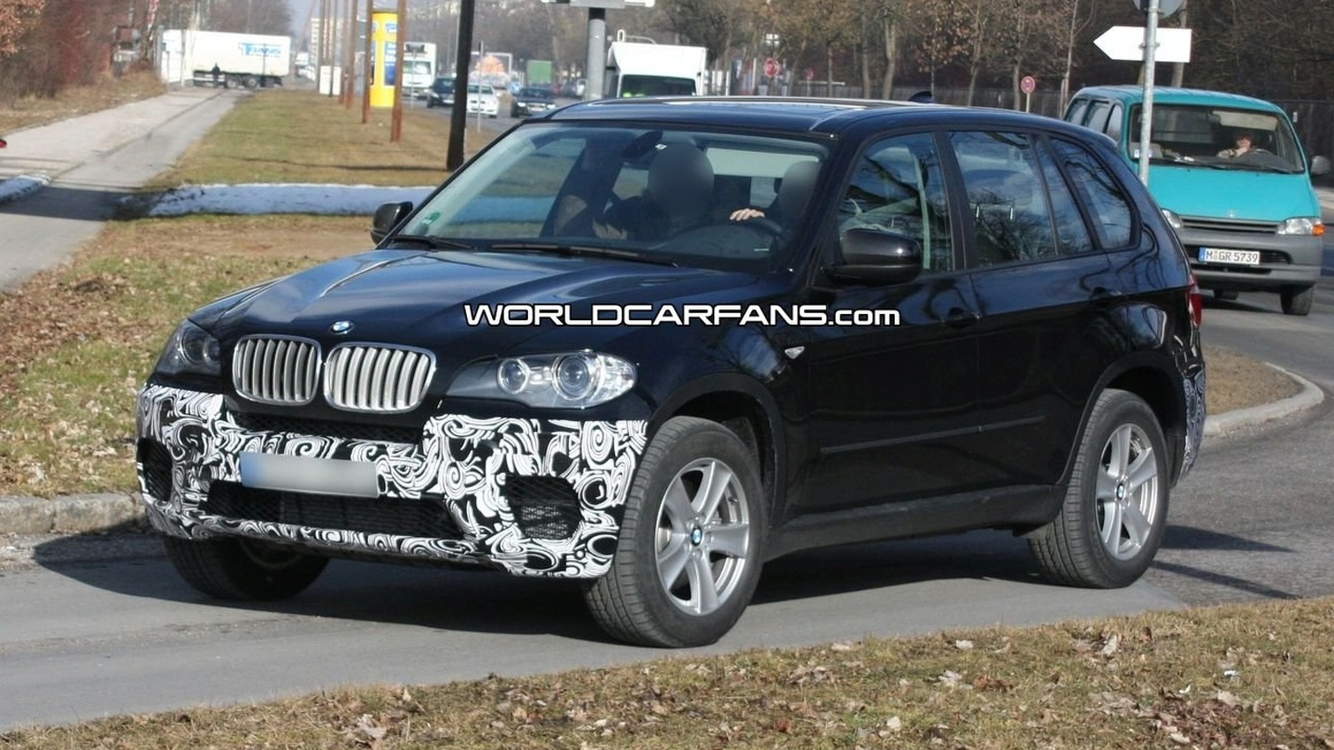 BMW X5 Facelift Spy Photos - Yet Another Round