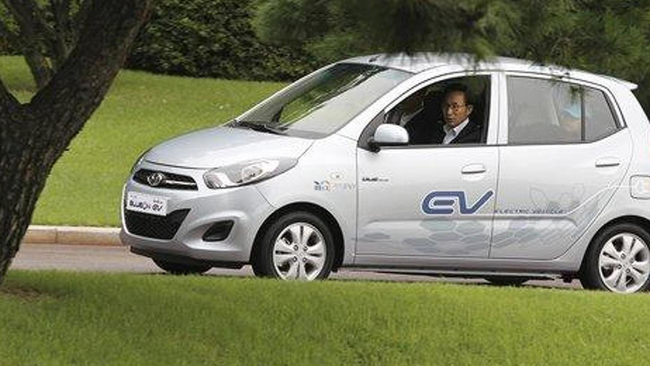Hyundai Blueon Full Speed Electric Vehicle (FSEV)