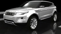 Land Rover LRX Production Version to be Badged Range Rover - First Image Surfaces