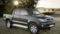 2009 Toyota Hilux Facelift Revealed