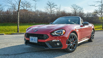 2017 Fiat 124 Spider Abarth Review: The good kind of mad