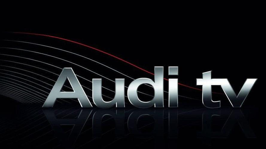 Audi Starts Own Internet TV Channel