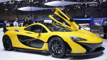 McLaren confirms P1 successor due in a decade at least