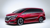 Honda Concept M introduced at 2013 Auto Shanghai [video]
