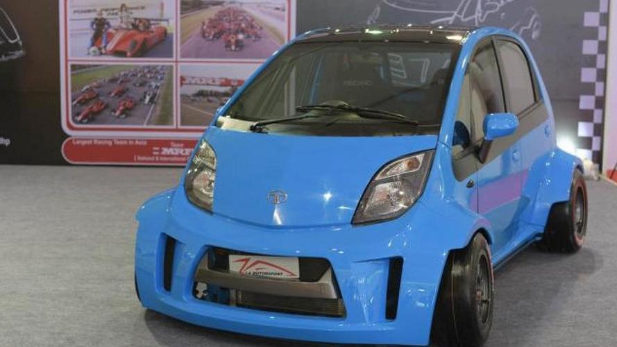 JA Motorsport unveils Tata Super Nano with 230 bhp