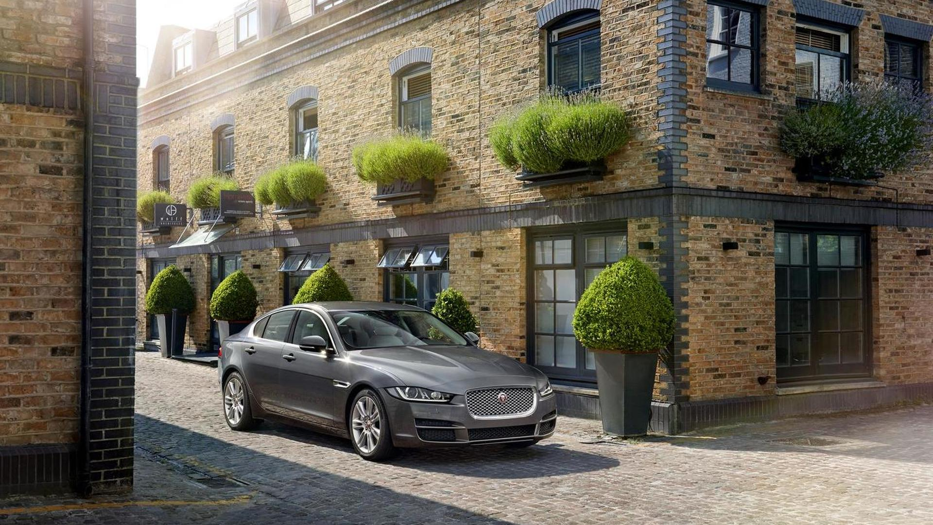 2016 Jaguar XE U.S. specifications announced