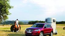 Volkswagen Tiguan: In Detail