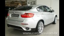 Ainda mais esportivo: Novo Crossover BMW X6 preparado pela Hartge
