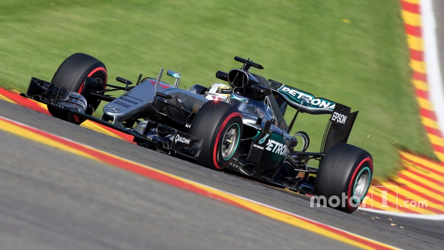Mercedes spent five tokens for Spa engine upgrade
