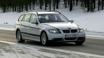 BMW E90 3 Series Touring