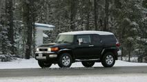Toyota's New FJ Cruiser Spy Photos
