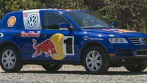 Volkswagen Touareg V10 TDI ready for Pikes Peak