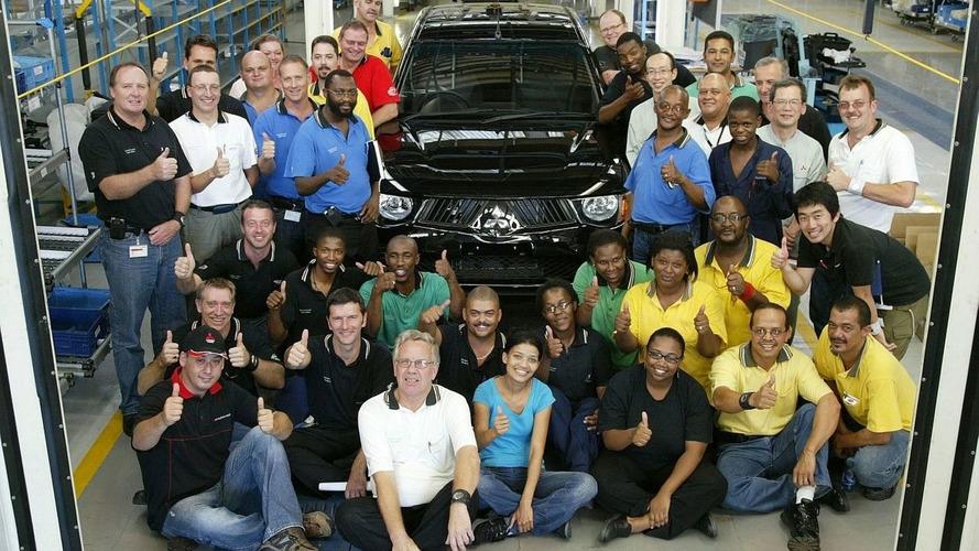 Mitsubishi SA to Produce Triton locally