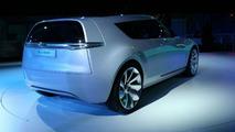 Saab 9-X BioHybrid Concept Unveiled