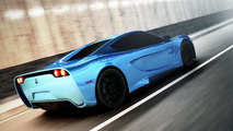 Vencer Sarthe to arrive at Salon Privé in September, interior photo released