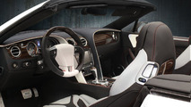 Bentley Continental GT redesign by Mansory 13.03.2012
