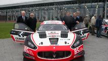 Maserati GranTurismo MC GT3