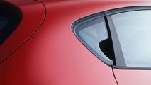 New 2005 Seat León Rear door window