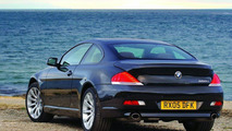BMW 6 Series (UK model)