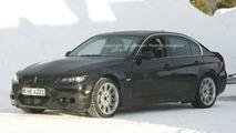 New BMW M3 Sedan Spy Photos
