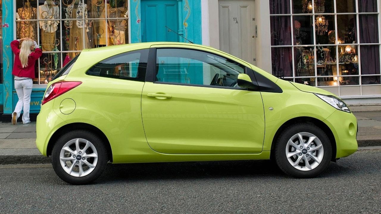 All-new Ford Ka
