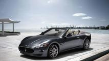 Maserati GranCabrio aka Granturismo Spider revealed - debut in Frankfurt