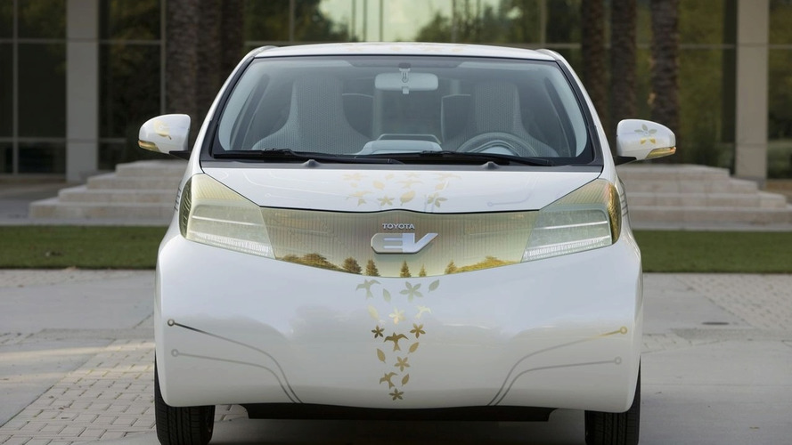 Toyota FT-EV Concept 2009 Revealed with video