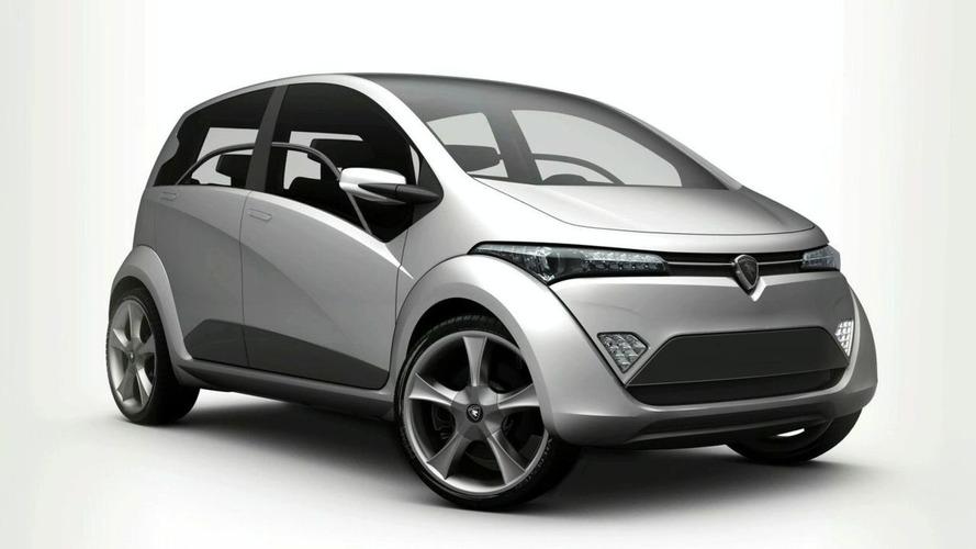 Proton Hybrid Concept by Italdesign-Giugiaro Set for Geneva Debut