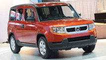 Honda Element dog friendly concept