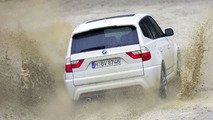 Economical BMW X3 xDrive 18d Introduced -  6.2 litres/100 km