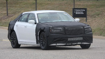2012 Chrysler 300 prototype spy photo
