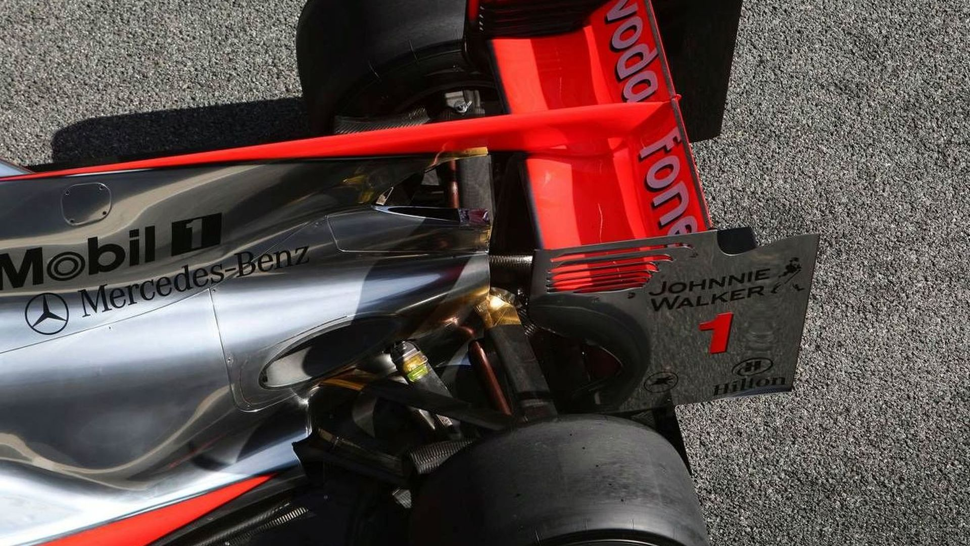 2011 'proximity' wing design is safe - Brawn