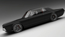 Vizualtech Recreates a 1968 Mercury Cougar via 3D Rendering