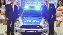 MINI E by AC Schnitzer as TUNE IT! SAFE 2010 car 02.12.2010