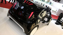 EDAG Light Car Concept at 20009 Geneva Motor Show