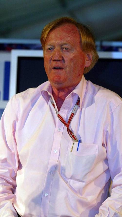 Brain surgery for Aus GP boss Ron Walker