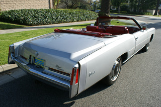 Cadillac Eldorado Convertible