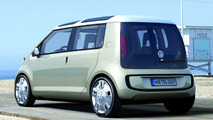 Volkswagen Space Up! Blue Concept