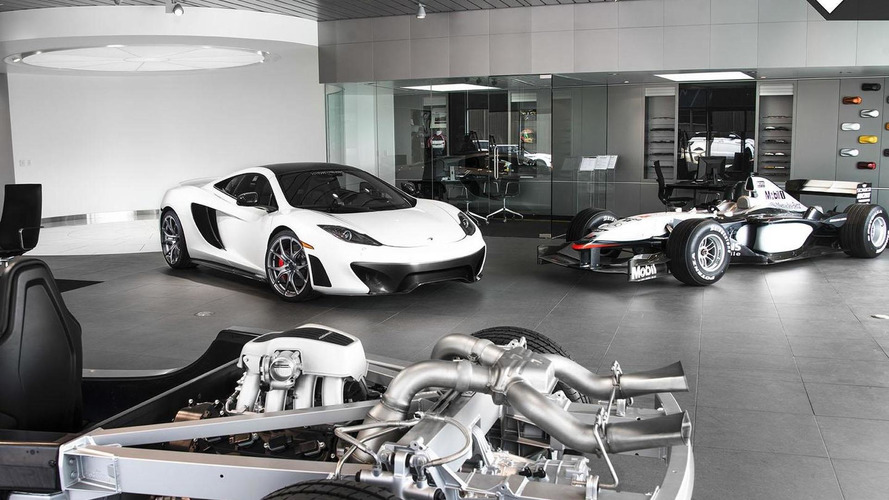 Vorsteiner MP4-VX styling package for McLaren MP4-12C revealed