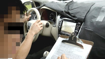 2015 Nissan Murano spied for the first time, including interior