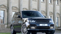 Overfinch creates styling kit for the 2014 Range Rover