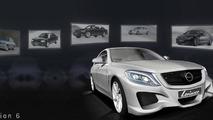 Lorinser previews Mercedes-Benz S-Class wide body kit