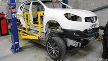 Severnvalley Motorsport shows off their Nissan Qashqai-R